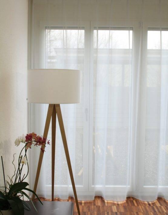 gardine store geneva weiss und ecru weiss. Black Bedroom Furniture Sets. Home Design Ideas
