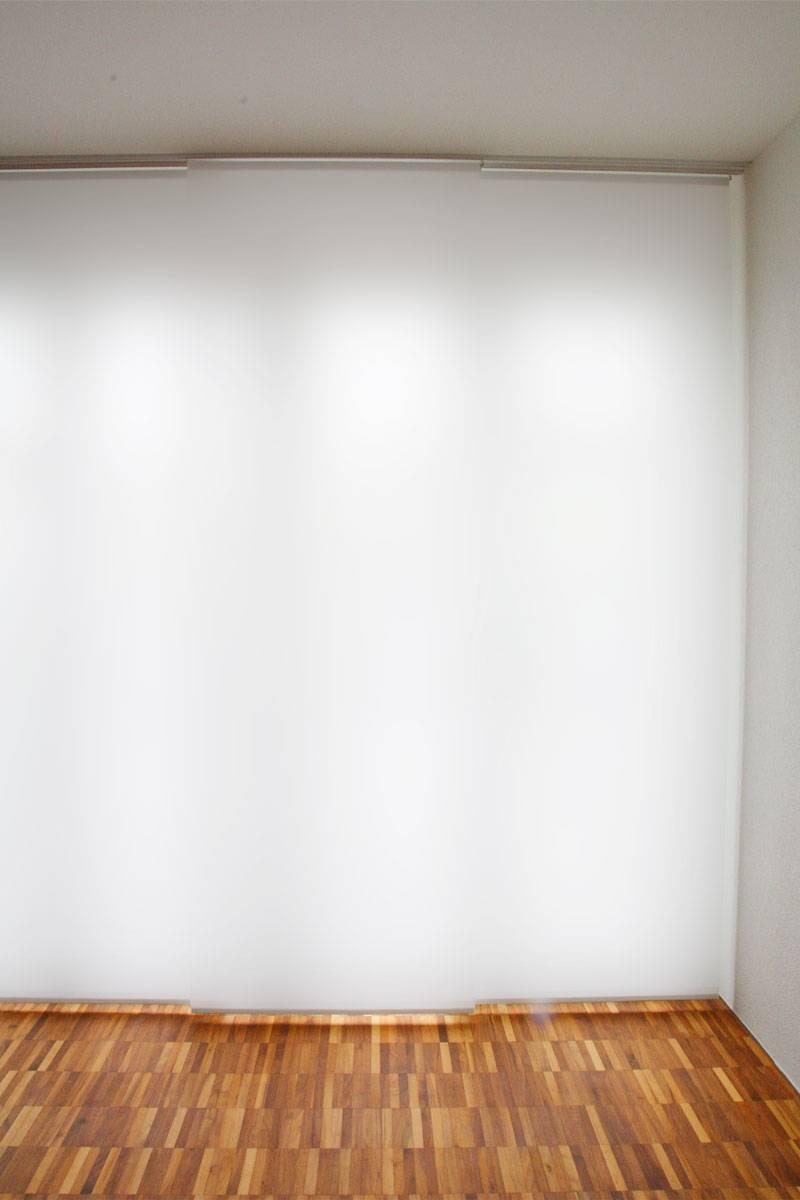 fl chenvorhang berlin weiss blickdicht. Black Bedroom Furniture Sets. Home Design Ideas