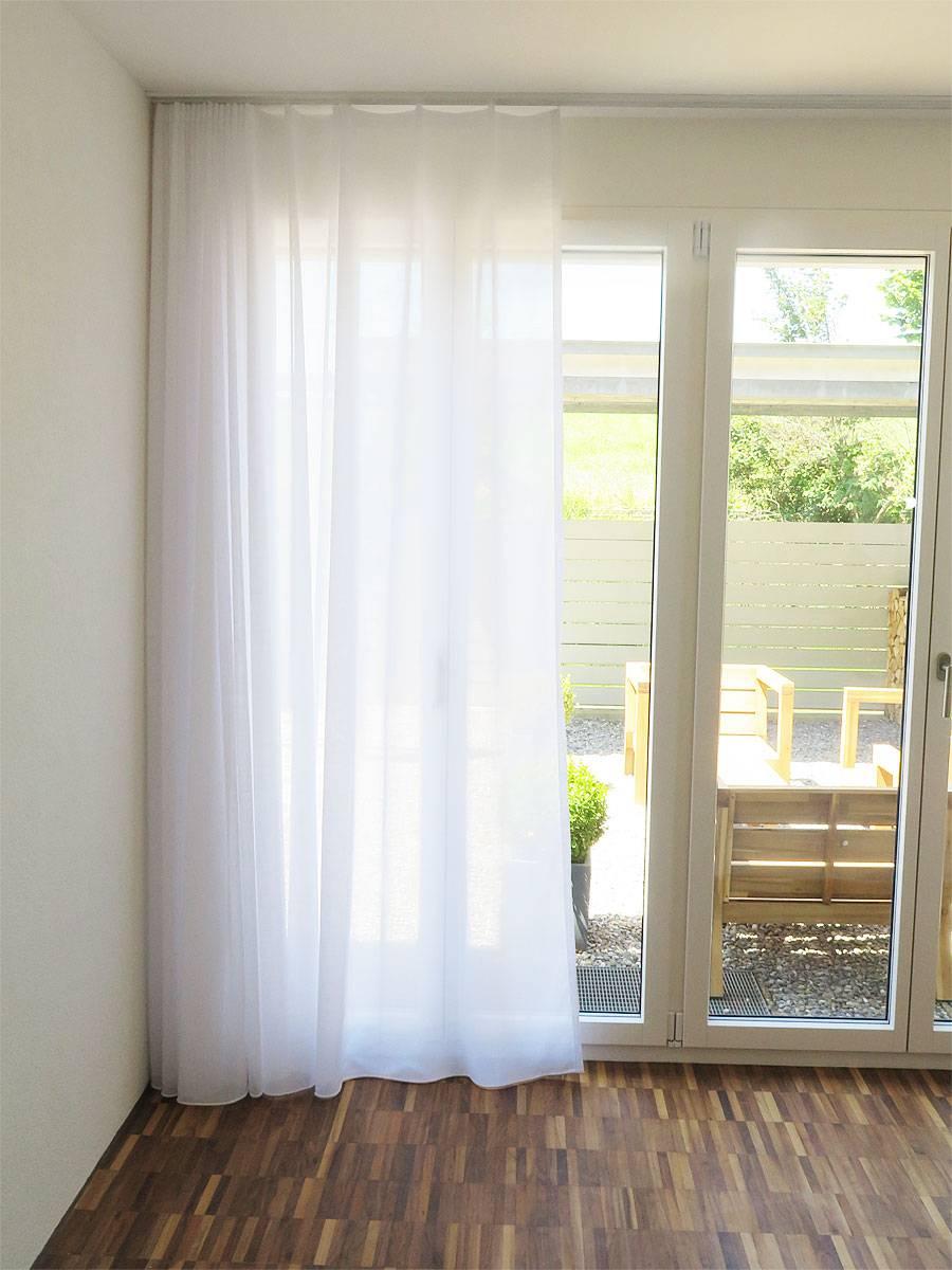 leinenvorh nge weiss lilashouse. Black Bedroom Furniture Sets. Home Design Ideas