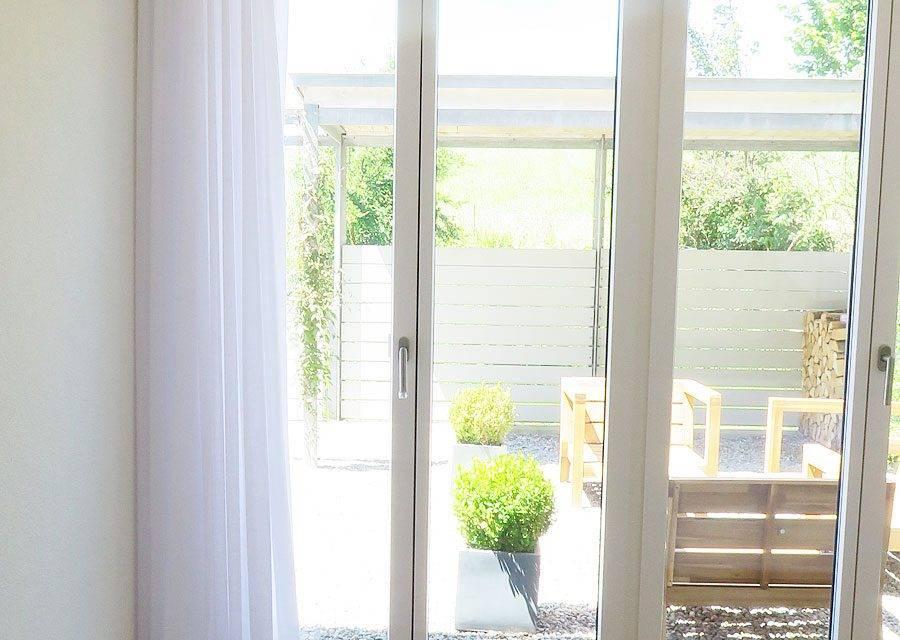 vorhang nach mass leinenvorhang palermo weiss. Black Bedroom Furniture Sets. Home Design Ideas