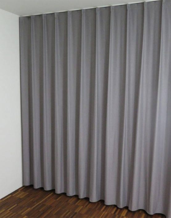 Innenarchitektur Mit Blickdichtem Vorhang SINGAPUR Für Wohnzimmer Und  Schlafzimmer