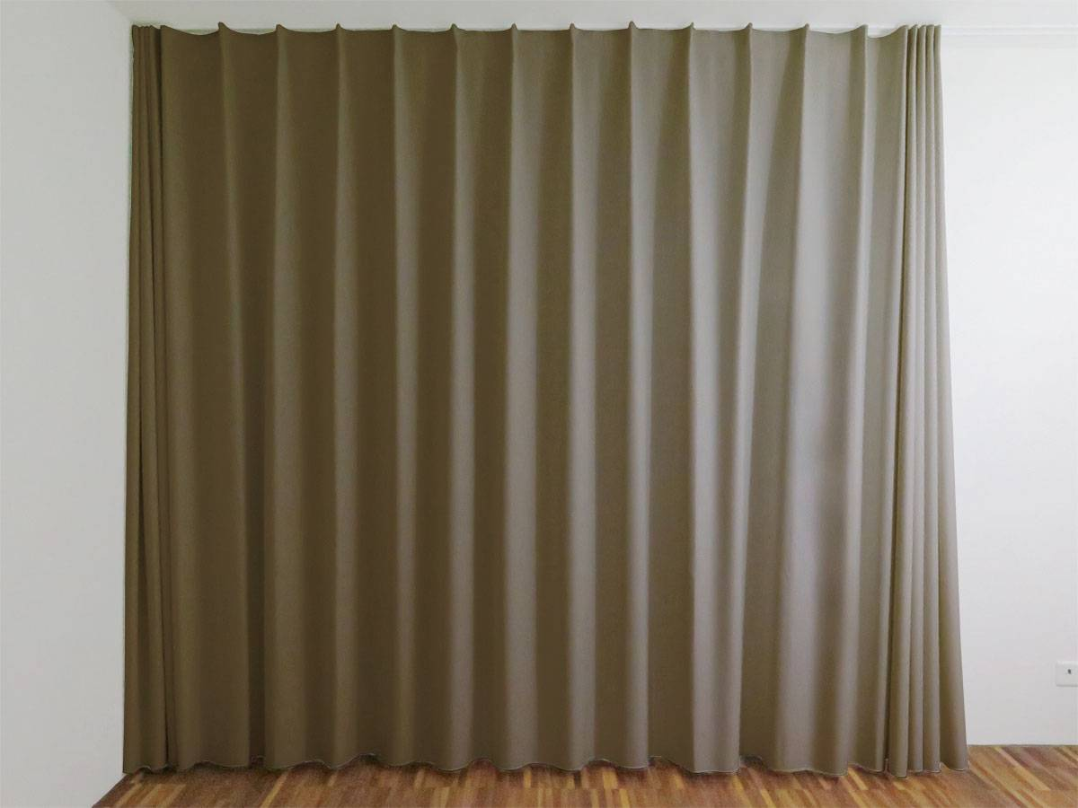 blickdichter vorhang zermatt alpine chic in wei beige. Black Bedroom Furniture Sets. Home Design Ideas