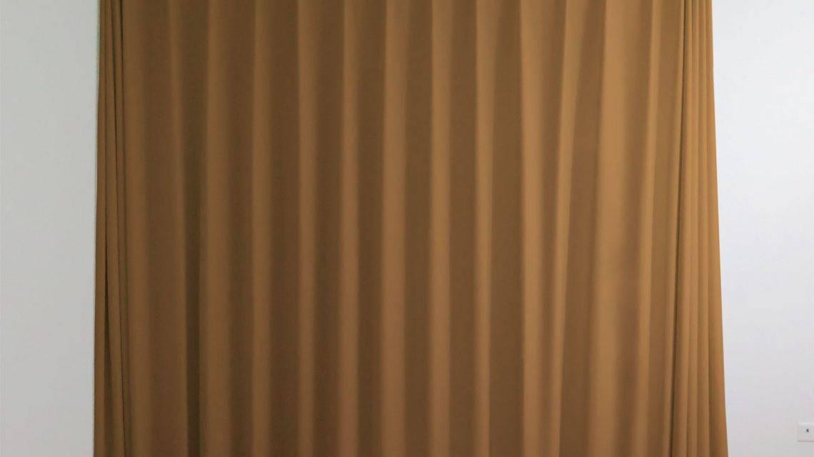 blickdichter vorhang zermatt in alpine chic und farbe kupfer online kaufen. Black Bedroom Furniture Sets. Home Design Ideas