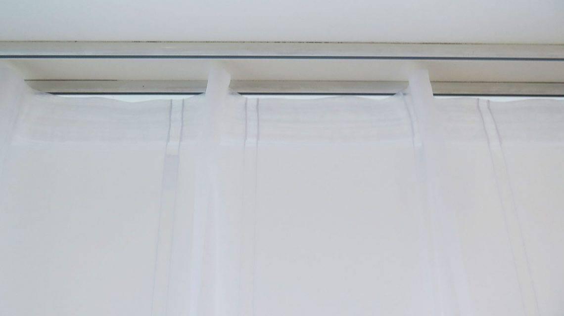 gardine lissabon mit vorhanggleiter jetzt kaufen. Black Bedroom Furniture Sets. Home Design Ideas