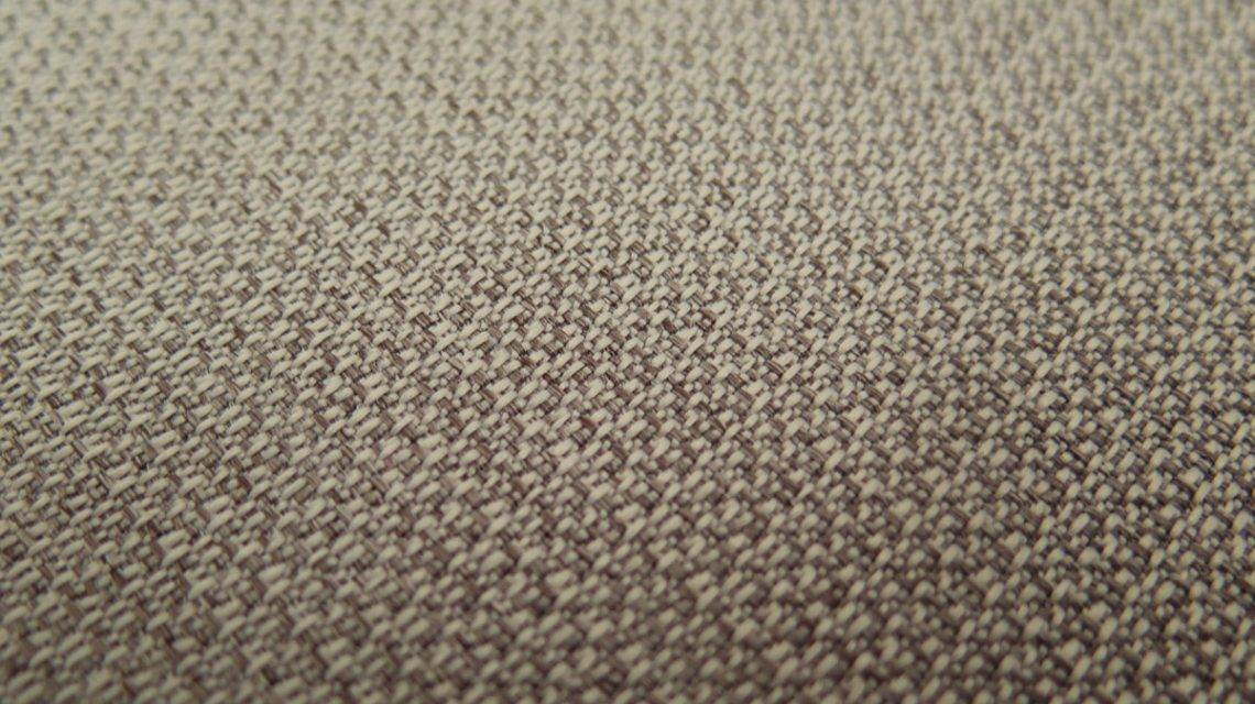 stoffmuster blickdichter vorhang zermatt in graubraun kostenlos bestellen. Black Bedroom Furniture Sets. Home Design Ideas