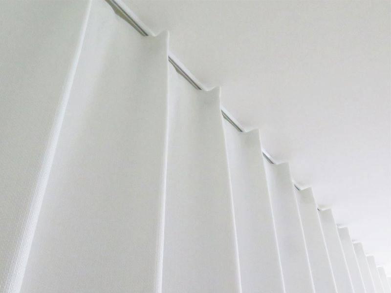 Vorhang Aufhangen Mit Schienen Vorhang123 At