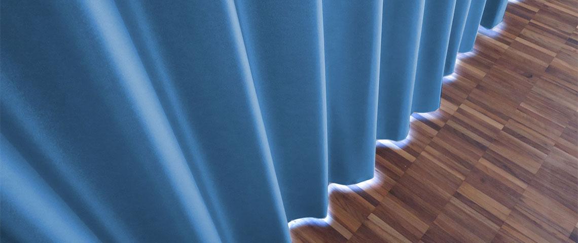 ohne bohren fenster verdunkeln mit vorhang. Black Bedroom Furniture Sets. Home Design Ideas